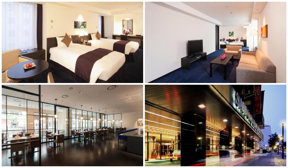 Sapporo Grand Hotel, hokkaido travel guide