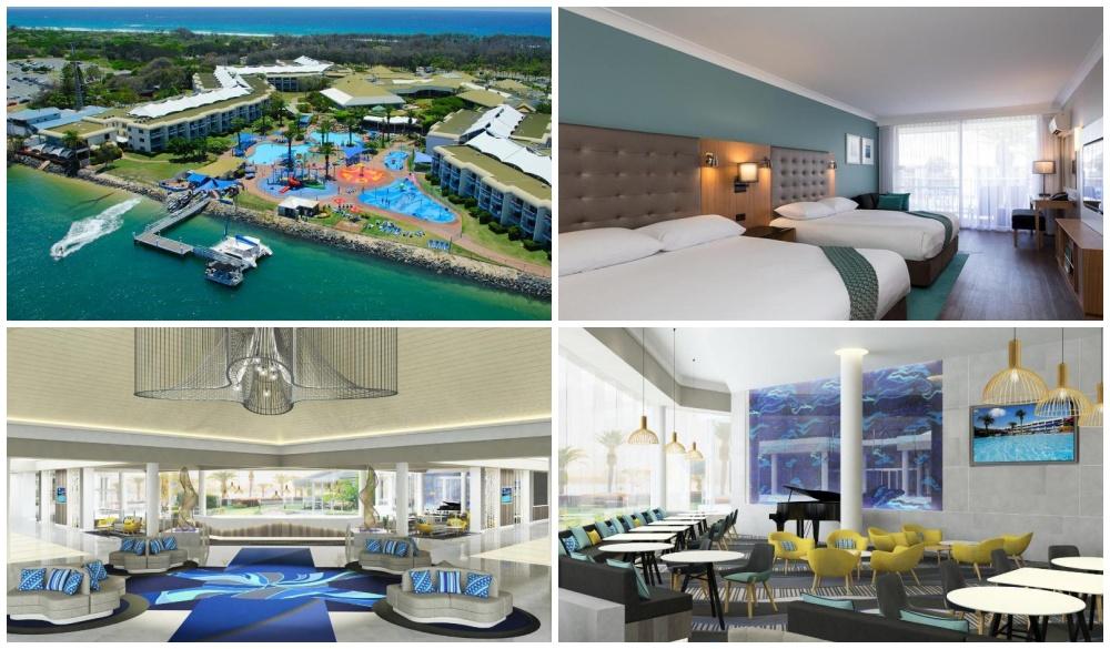 Sea World Resort, Gold Coast hotels with pools