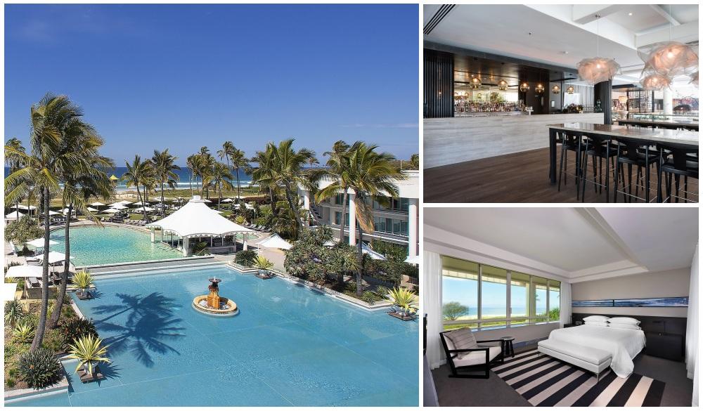 Sheraton Grand Mirage Resort Gold Coast, Gold Coast hotels with pools