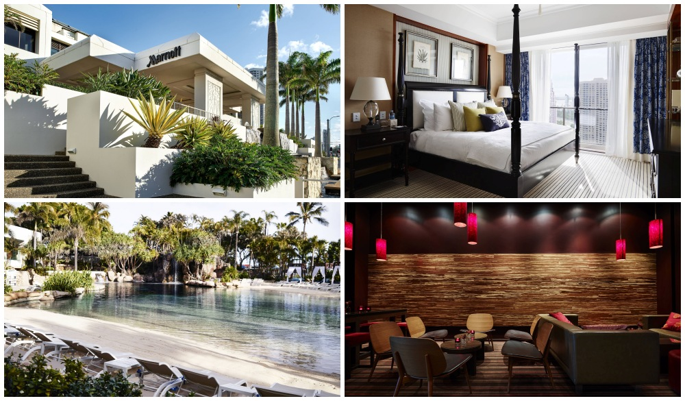 Surfers Paradise Marriott Resort & Spa, Gold Coat hotels with pools