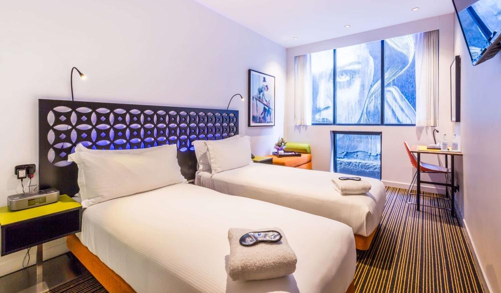TRYP by Wyndham Fortitude Valley Hotel Brisbane, spa baths hotels