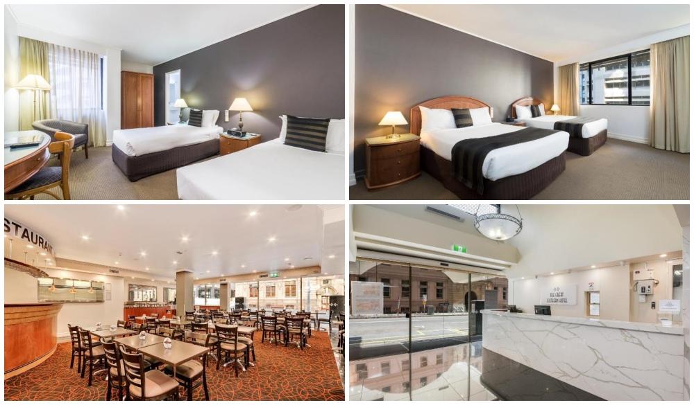 The Great Southern Hotel Brisbane, spa baths hotels