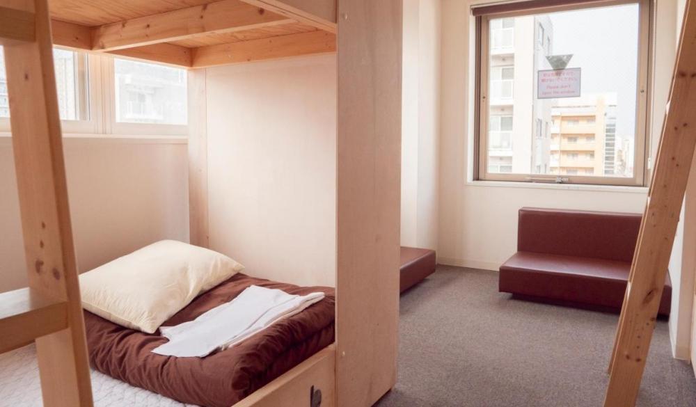The Stay Sapporo, hokkaido travel guide