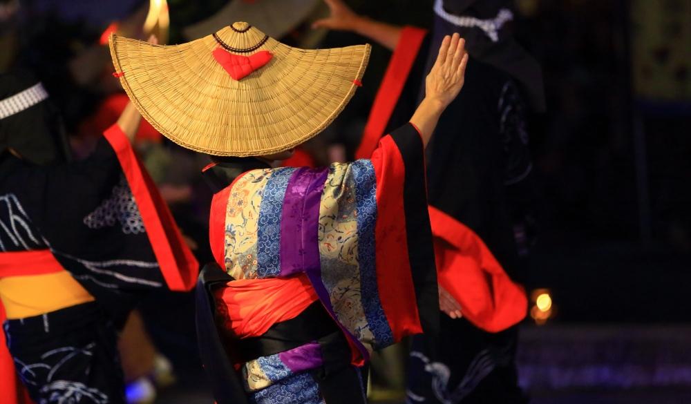Nishimonai Bon Odori, Sapporo summer festival
