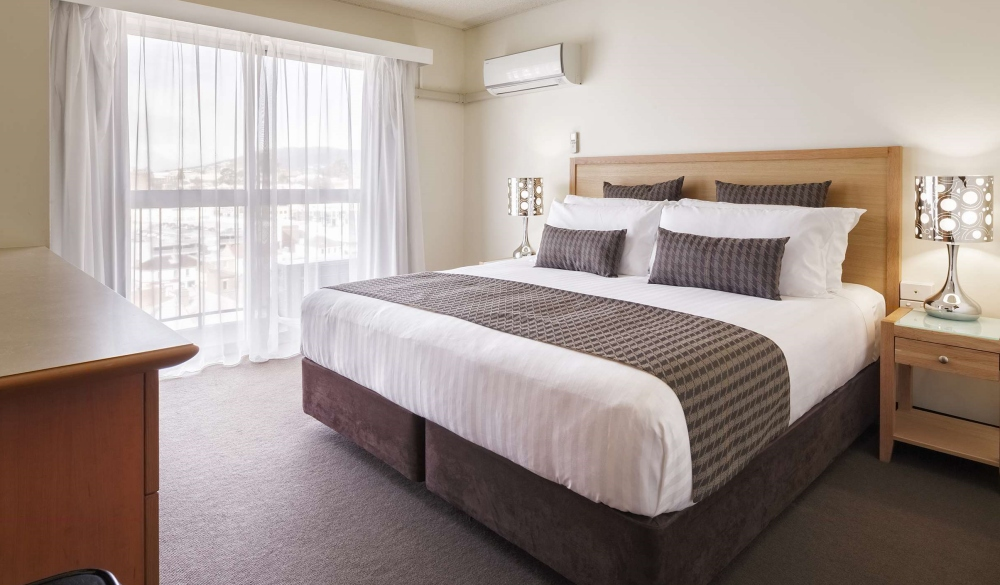 Best Western Hobart, hotel with picturesque view