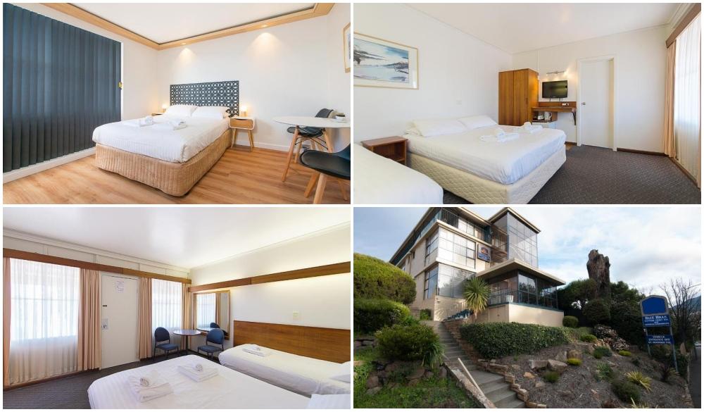 Blue Hills Motel, Hobart Hotel