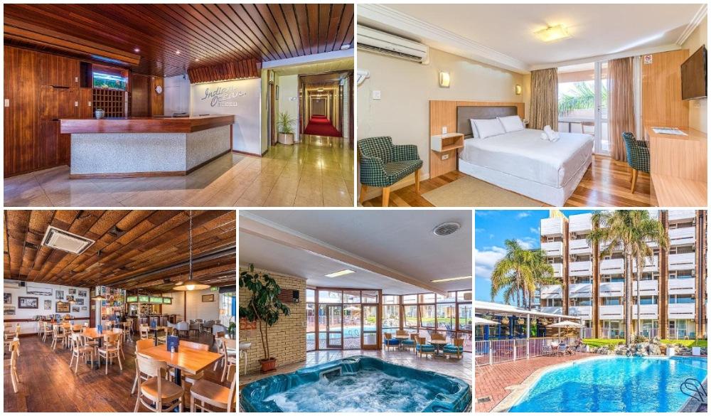 Indian Ocean Hotel, waterfront hotel