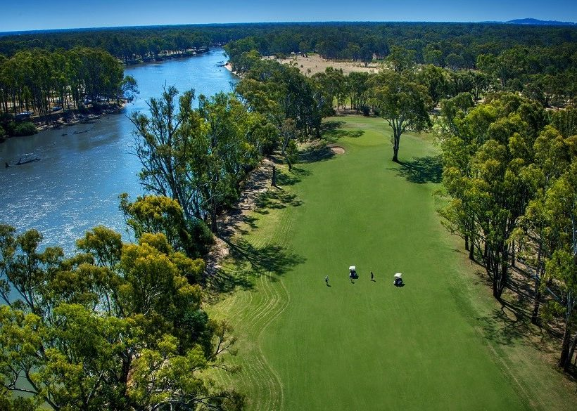 The Murray River's Top 6 Golf Courses