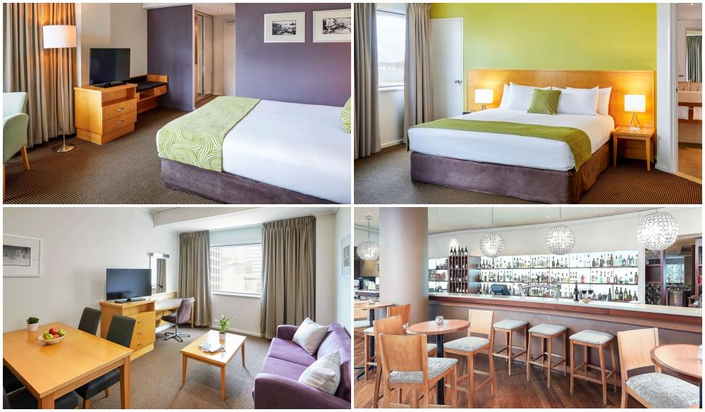 Novotel Perth Langley, waterfront hotel