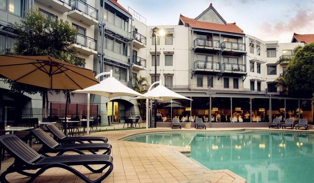 Pagoda Resort & Spa, waterfront hotel