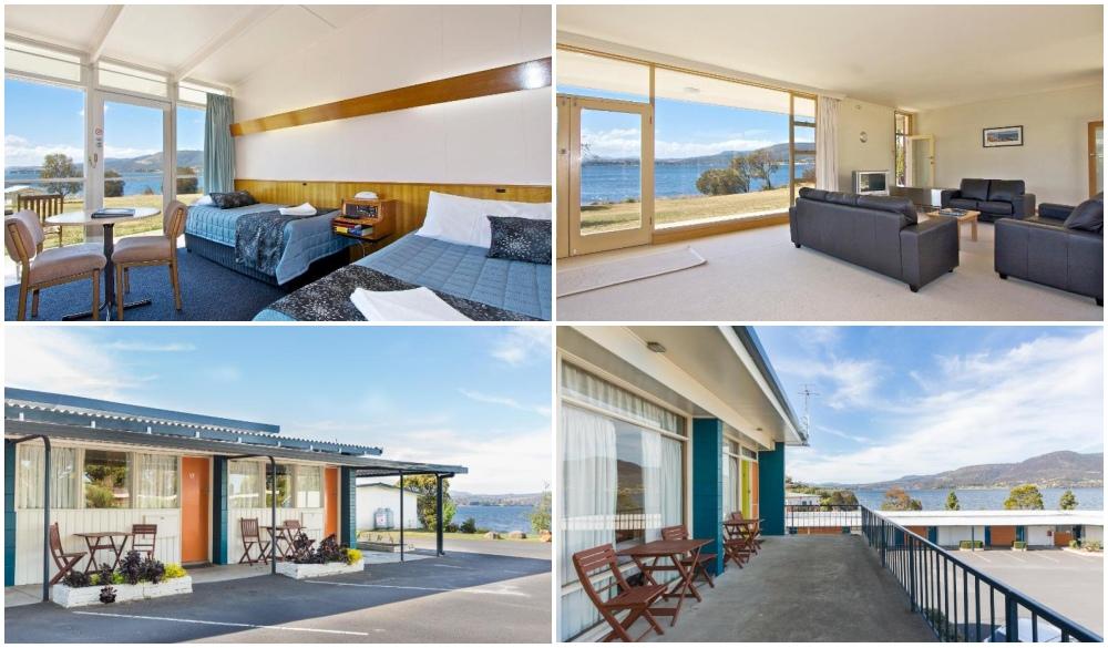 Riverfront Motel & Villas, Hobart hotel