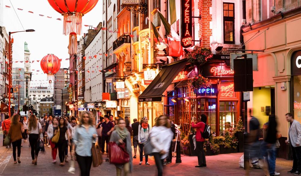 London Chinatown, London sightseeing guide