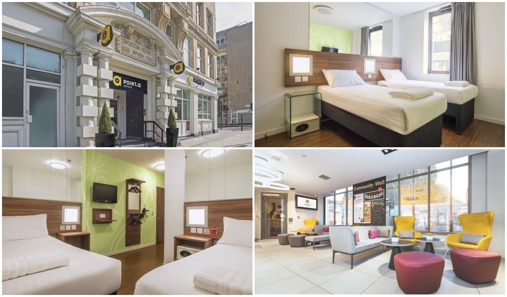 Point A Hotel London King's Cross St Pancras