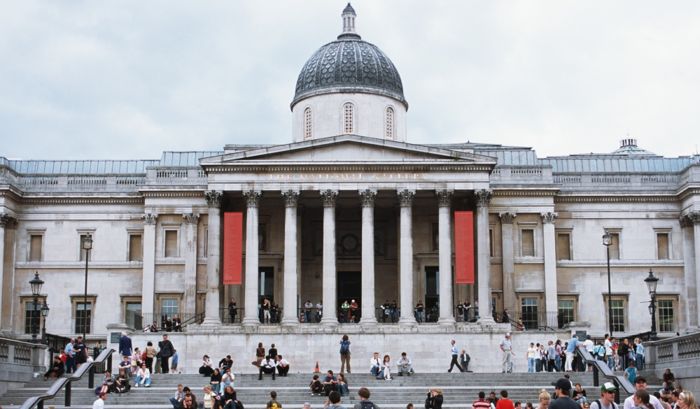 The National Gallery, London sightseeing guide