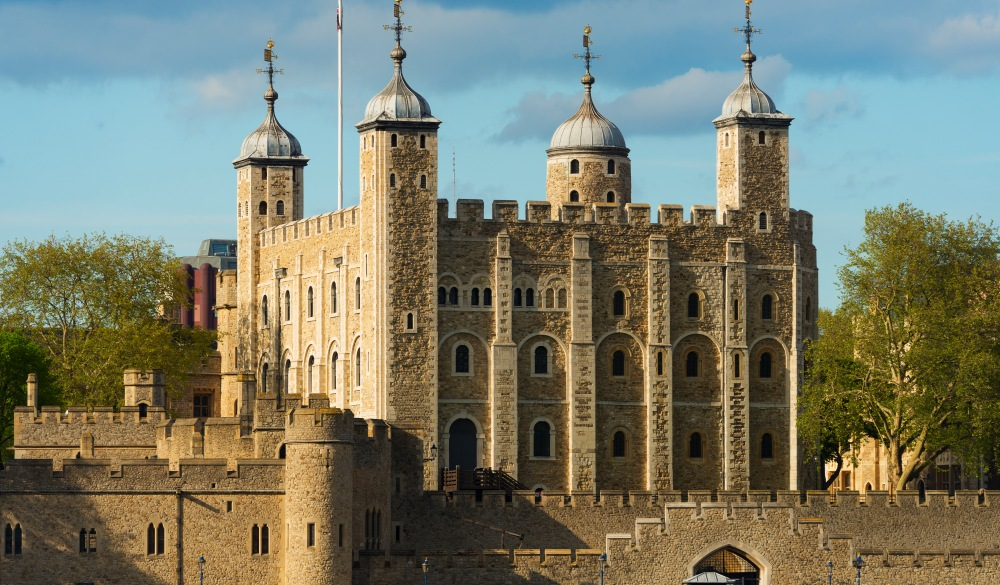 Tower of London. London sightseeing guide