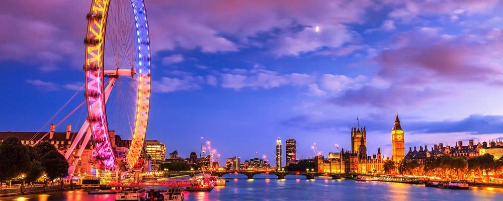 London eye, london sightseeing guide