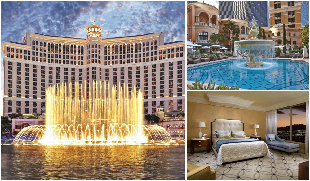 Bellagio Las Vegas, Las Vegas hotels for couples