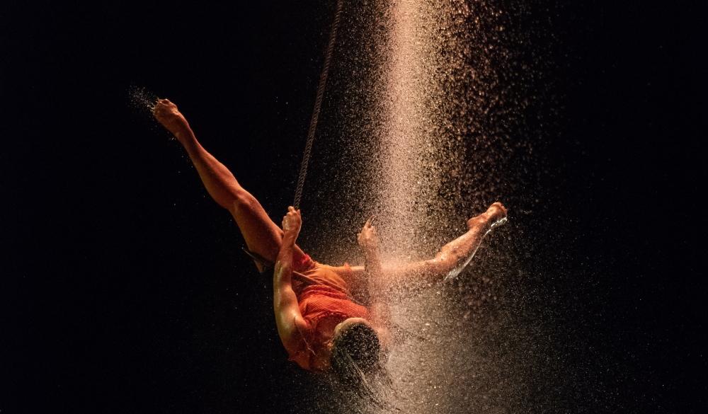 Acrobat Dancers of Luzia by Cirque du Soleil