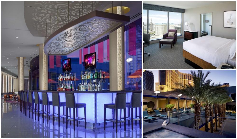 Elara A Hilton Grand Vacations Hotel – Center Strip, las vegas hotels for couples