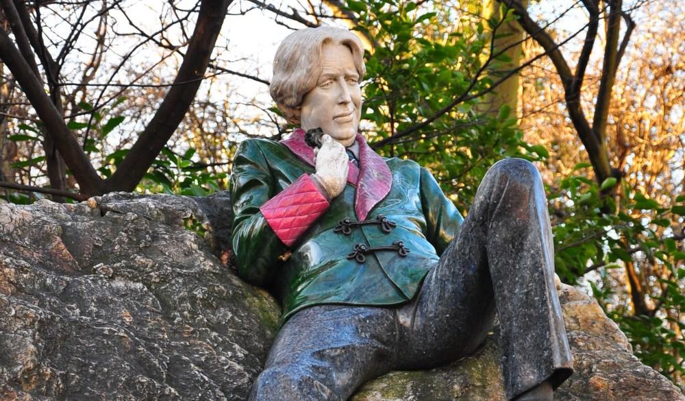 Oscar Wilde by Danny Osborne