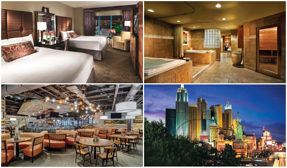 New York – New York Hotel and Casino