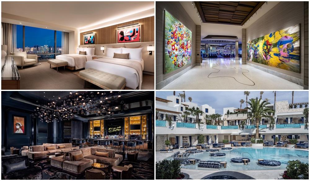 Palms Casino Resort, Las Vegas hotels for couples