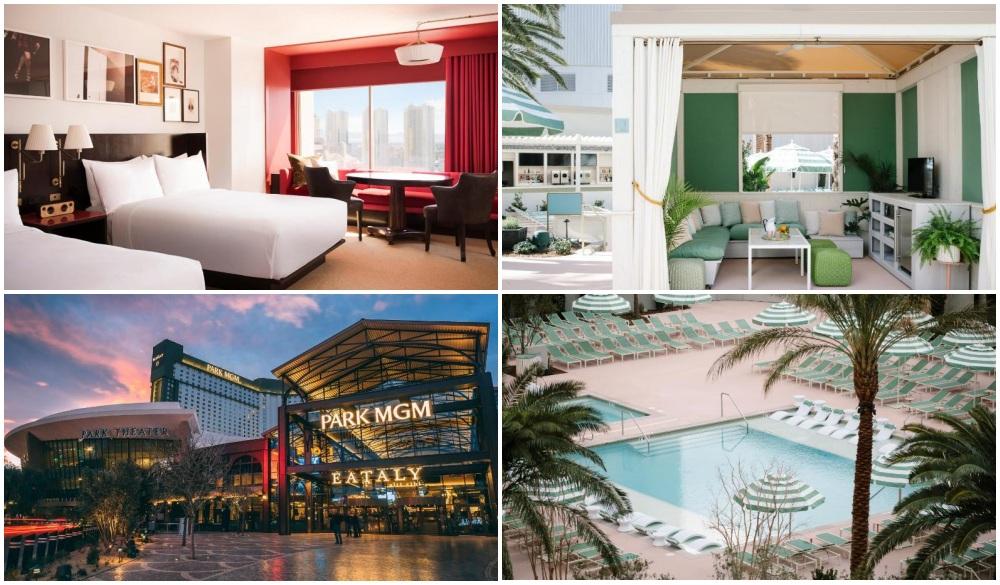 Park MGM Las Vegas, Las Vegas hotels for couples