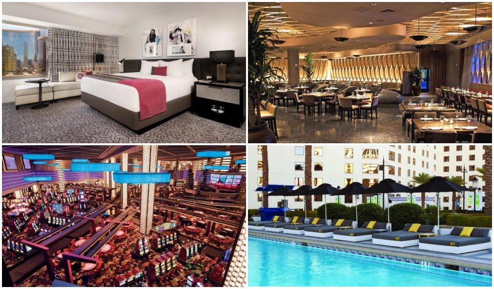 Planet Hollywood Resort & Casino, Las vegas hotels for couple