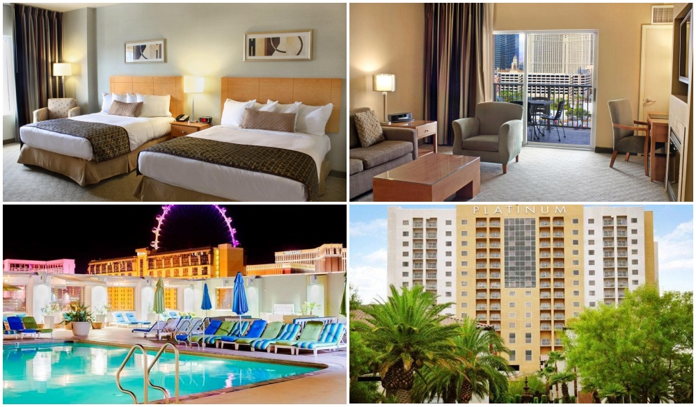 Platinum Hotel and Spa, las Vegas hotels for couples