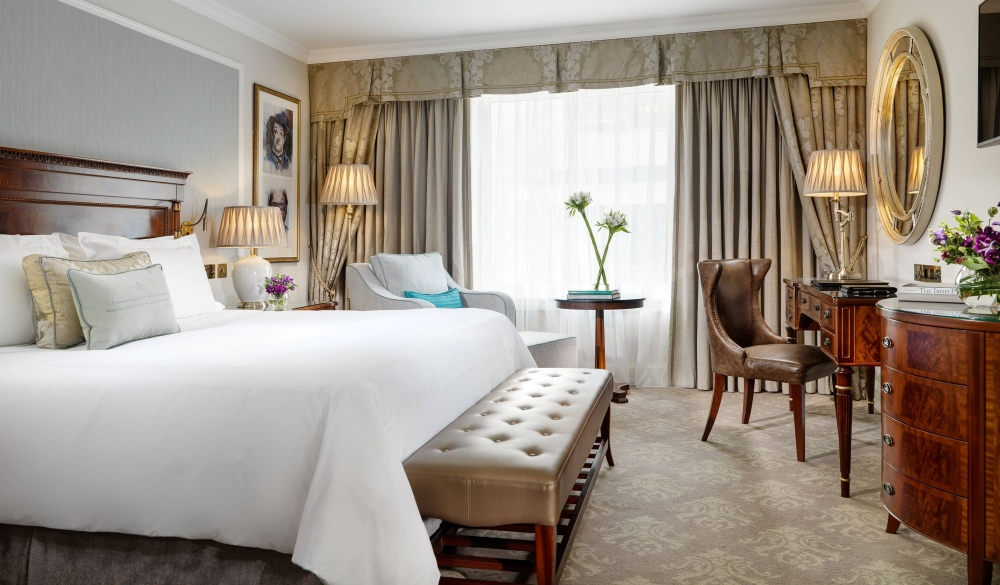 The Shelbourne Dublin A Renaissance Hotel A Marriott Luxury & Lifestyle Hotel