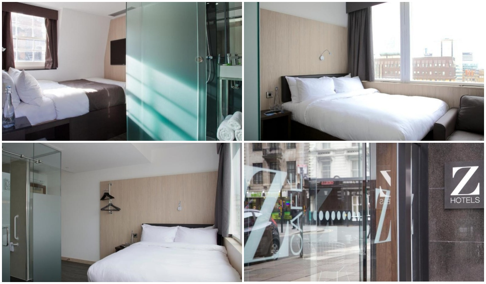 The Z Hotel Liverpool, hotel near Liverpool train station