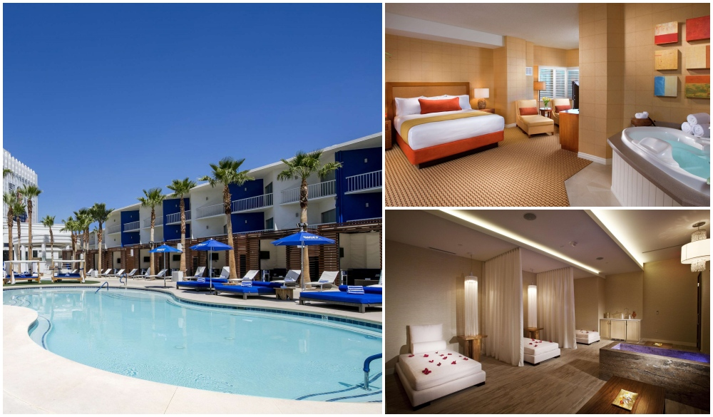 Tropicana Las Vegas a DoubleTree by Hilton Hotel and Resort, Las Vegas hotels for couples