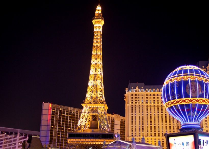 19 Most Romantic Las Vegas Hotels for Couples