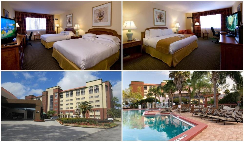 Allure Resort International Drive Orlando, family hotel
