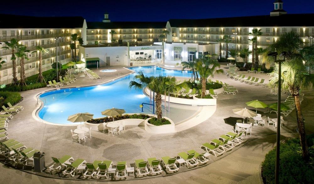 Avanti International Resort, family hotel