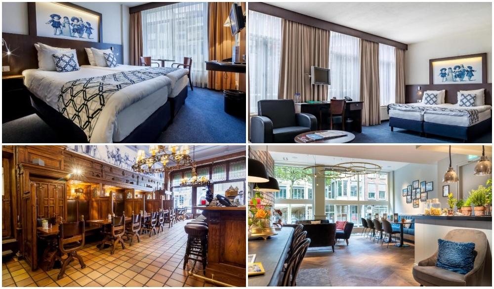 Die Port Van Cleve Hotel Amsterdam, hotel near red light district