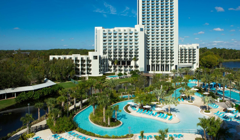 Hilton Orlando Buena Vista Palace - Disney Springs Area, family hotel