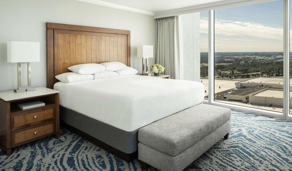 Hyatt Regency Orlando, family hotel