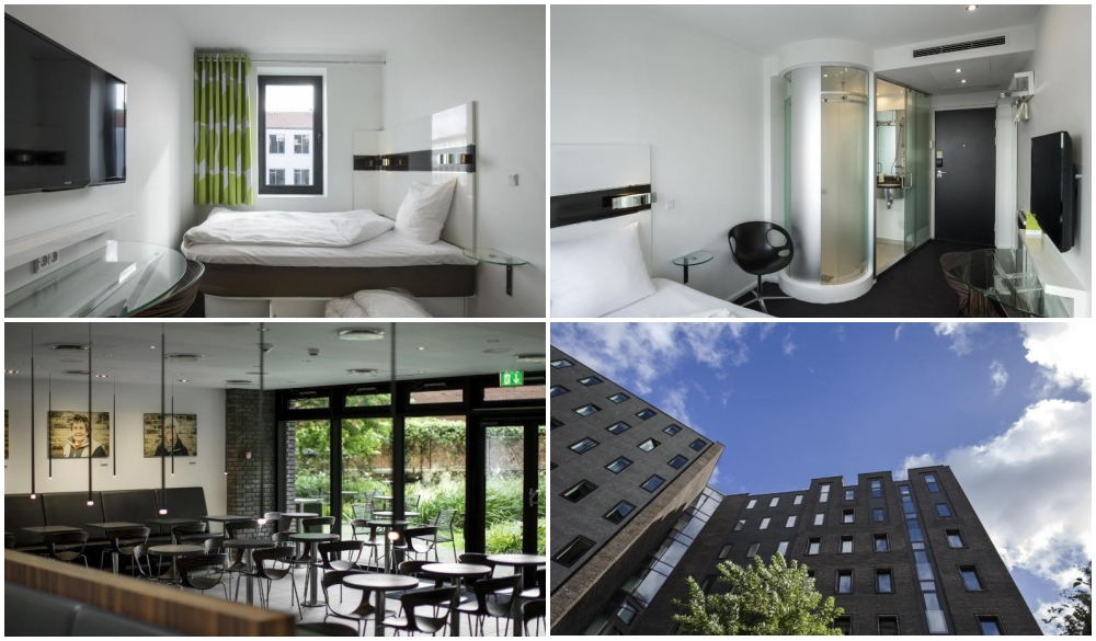Wakeup Copenhagen – Borgergade, city centre hotel