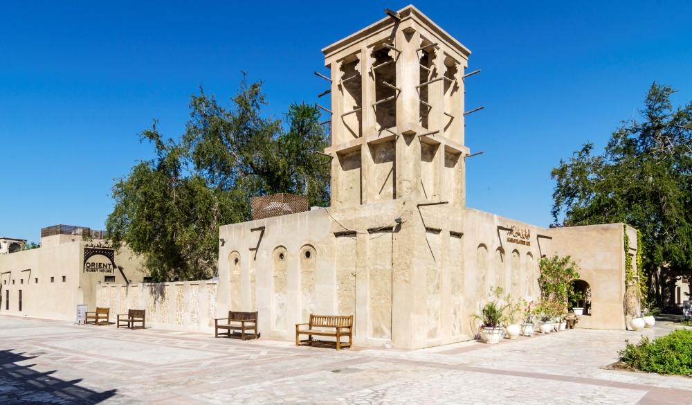 Alfahidi in Dubai, historic fort