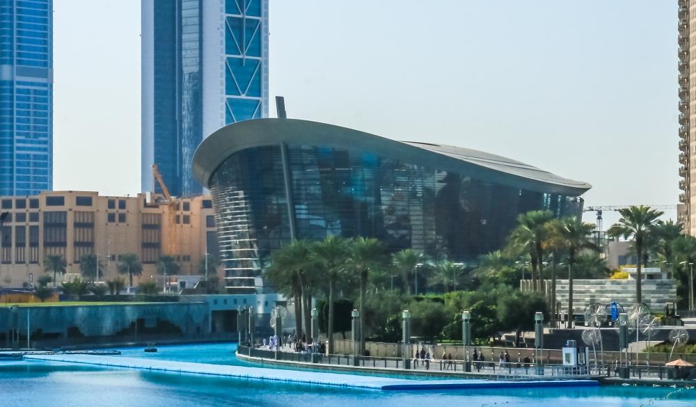 Dubai OperaDowntown, Dubai,