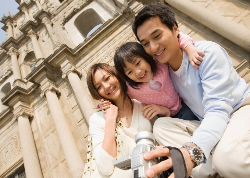 How to get to Macau from Hong Kong: A Family Guide