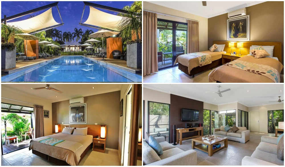 The Pearle of Cable Beach, romantic Broome hotel
