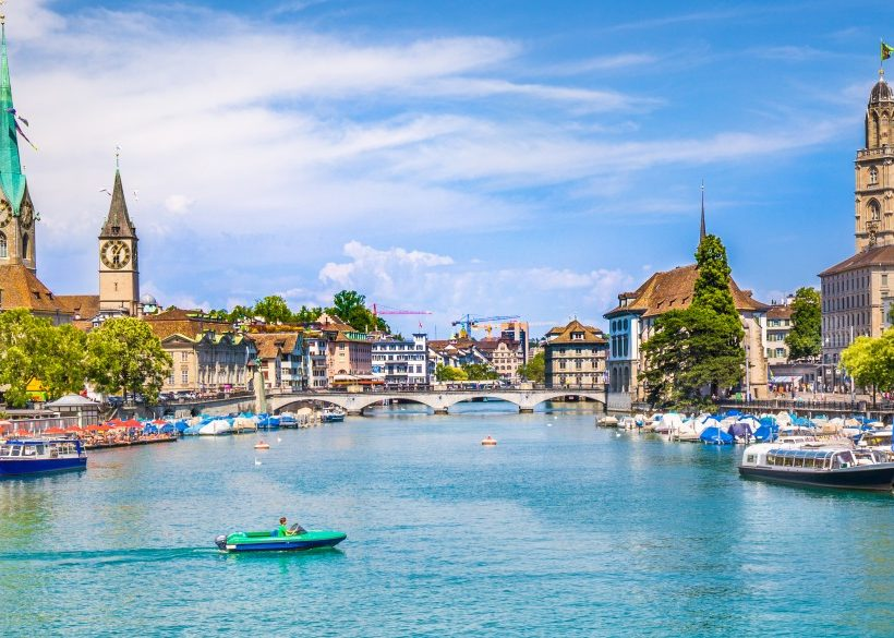 3 Days in Zurich: What to See and Do