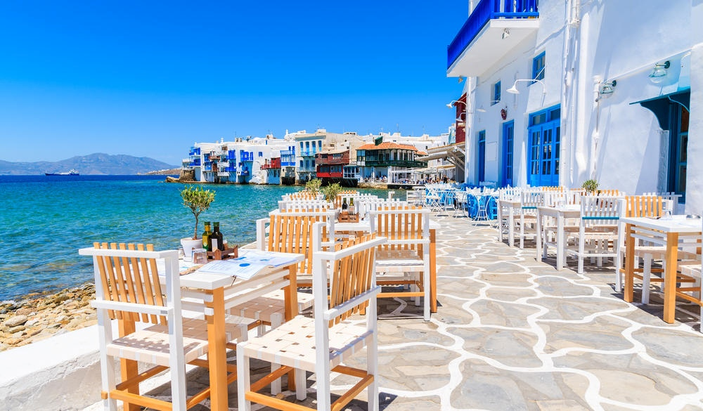 Mykonos is Greece's most famous cosmopolitan island, a whitewashed paradise in the heart of the Cyclades