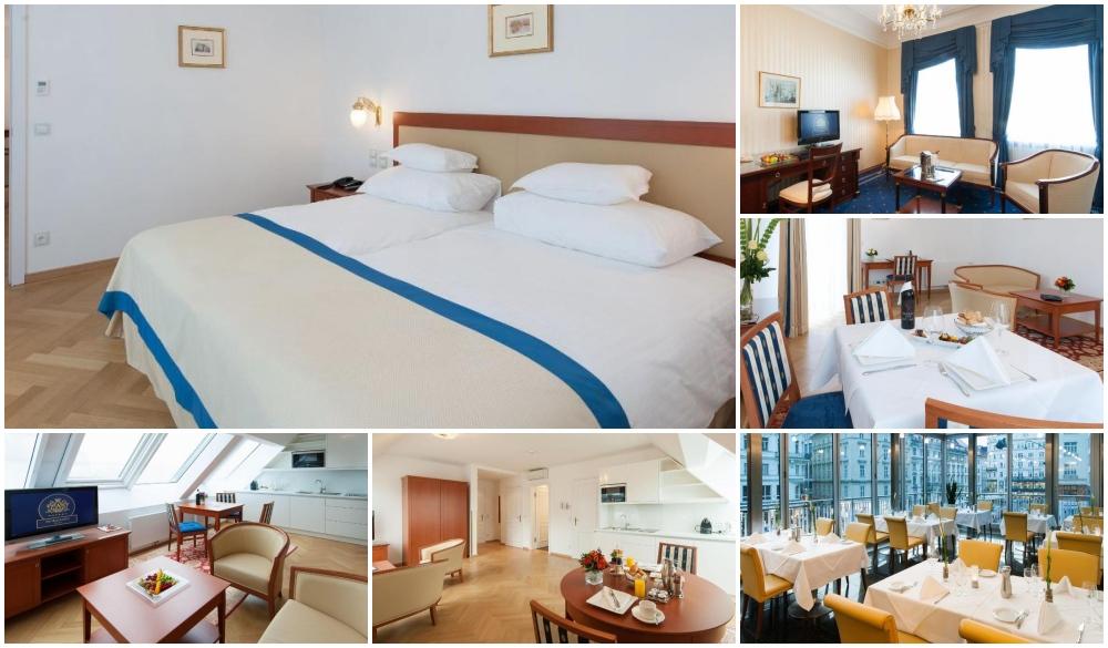 Ambassador Hotel Vienna, luxurious romantic hotel in Vienna