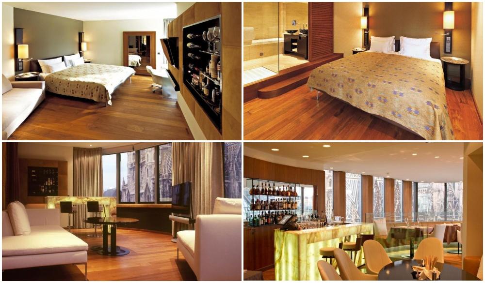 DO & CO Hotel Vienna, luxurious romantic hotel