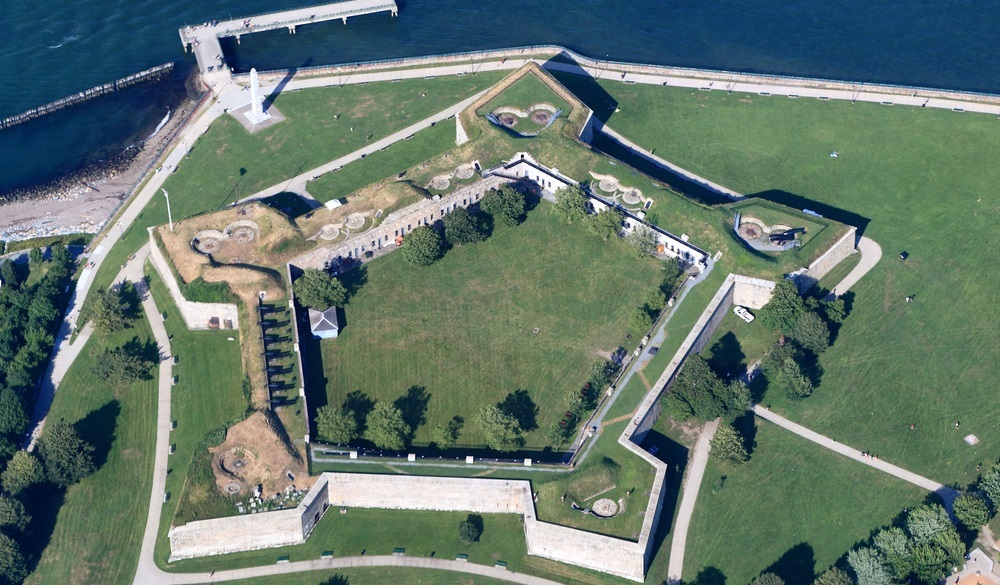 TOP Boston historical sites to visit: Fort Independence