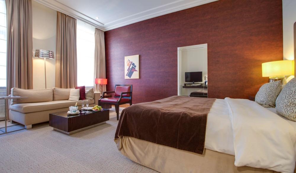 Radisson Blu Style Hotel Vienna luxurious romantic hotel