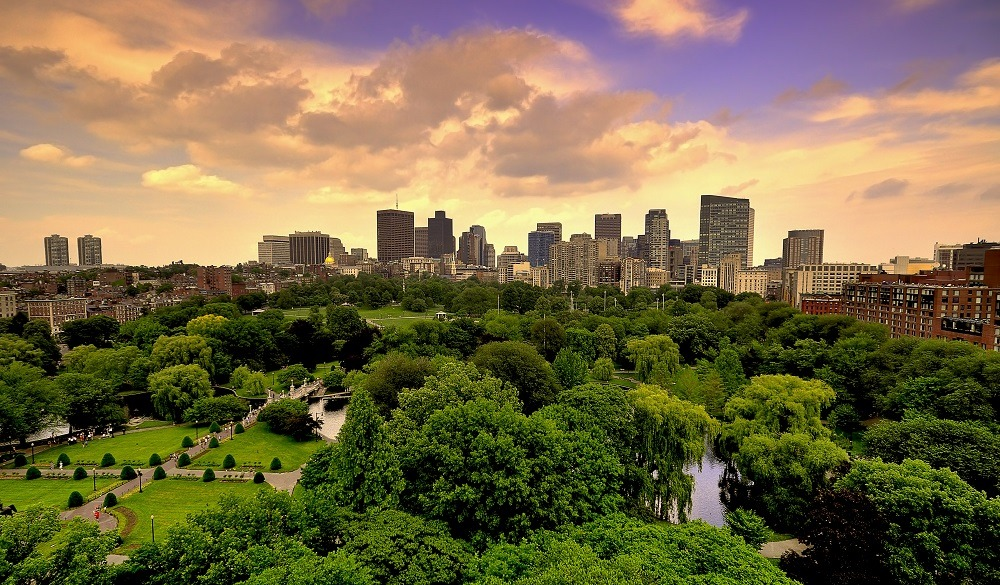 Boston Public garden: Best place to visit in Boston for families